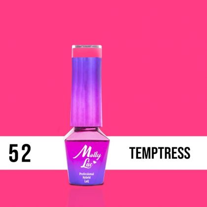 MOLLY LAC INSPIRED BY YOU - ГЕЛ ЛАК №52 - TEMPTRESS - 5мл