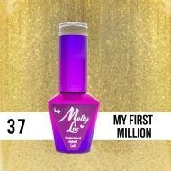 MOLLY LAC QUEENS OF LIFE - ГЕЛ ЛАК №37 - MY FIRST MILLION - 10мл
